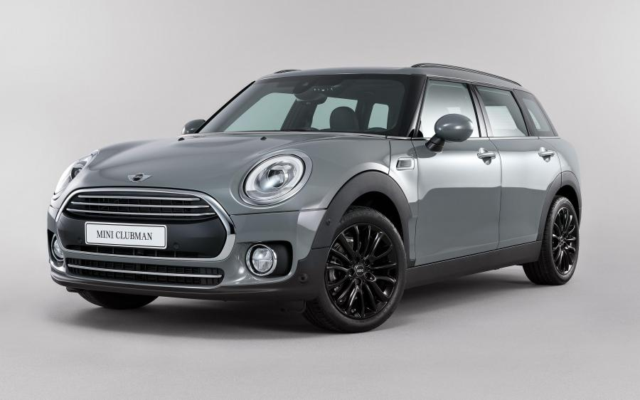 Mini Cooper Clubman Business Edition