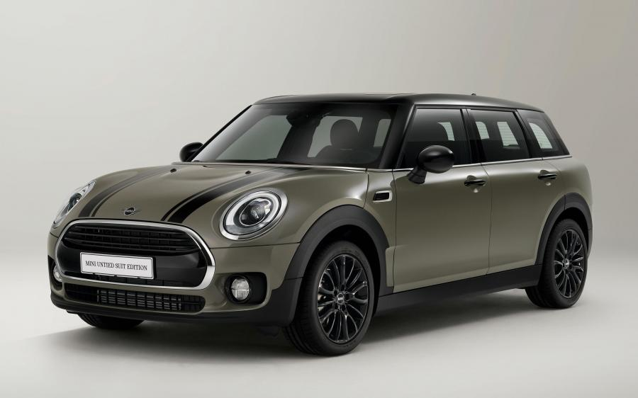 Mini Cooper Clubman Untied Suit