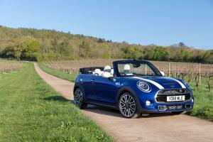 2018 Mini Cooper S Cabrio 25th Anniversary