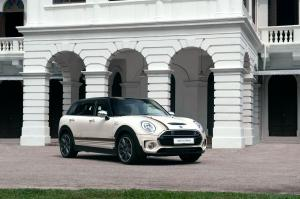 2018 Mini Cooper S Clubman Savile Row Edition