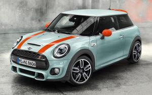 Mini Cooper S Delaney Edition 2018 года