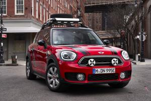 Mini Cooper S E Countryman Panamericana ALL4 2018 года