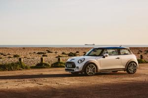 Mini Cooper S for Royal Wedding 2018 года