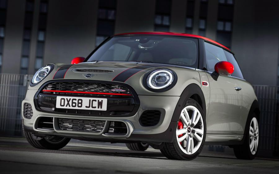2018 Mini John Cooper Works (WW)