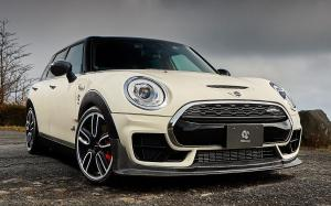 Mini John Cooper Works Clubman by 3D Design 2018 года