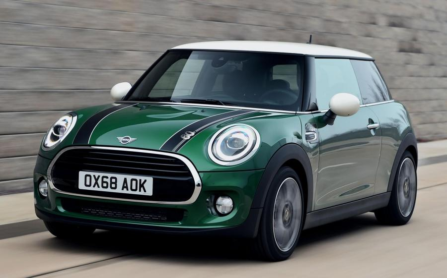 2019 Mini Cooper 60 Years Edition (WW)