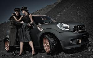 Mini Cooper Countryman by Carlex Design 2019 года