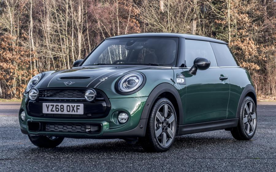 2019 Mini Cooper S 60 Years Edition (UK)