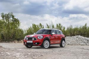 2019 Mini Cooper S Countryman Dartmoor Edition
