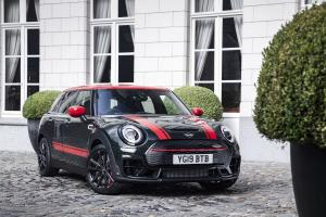 2019 Mini John Cooper Works Clubman
