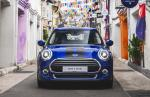 Mini One 5-Door Carnaby Edition 2019 года (SG)