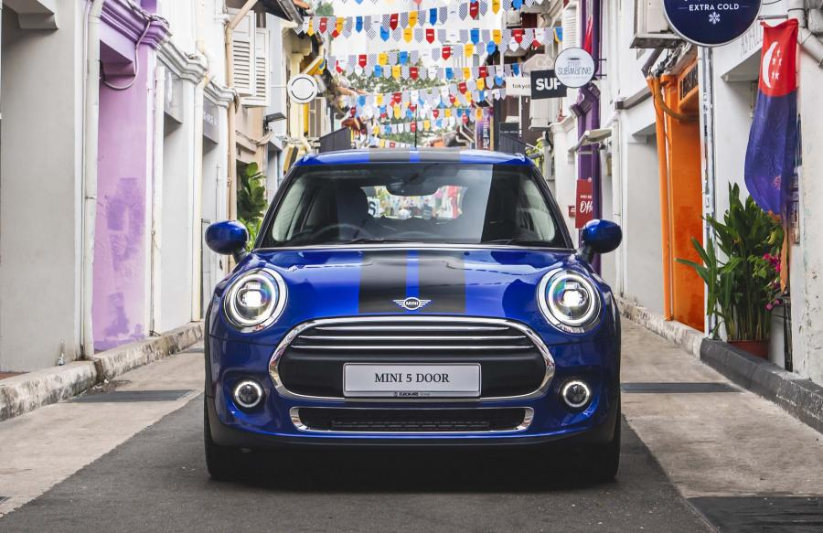 2019 Mini One 5-Door Carnaby Edition (SG)