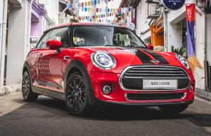 2019 Mini One Carnaby Edition
