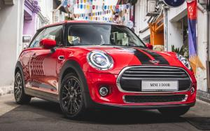 Mini One Carnaby Edition 2019 года (SG)