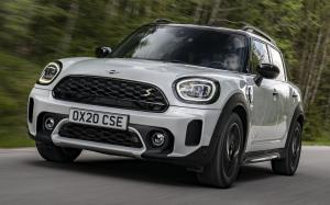 Mini Cooper SE Countryman ALL4 2020 года