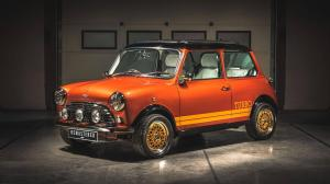 2020 Mini Remastered by David Brown