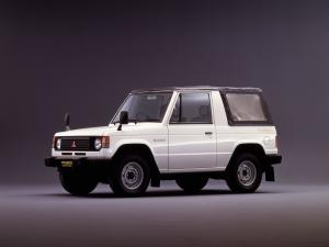 Mitsubishi Pajero Canvas Top I 1982 года