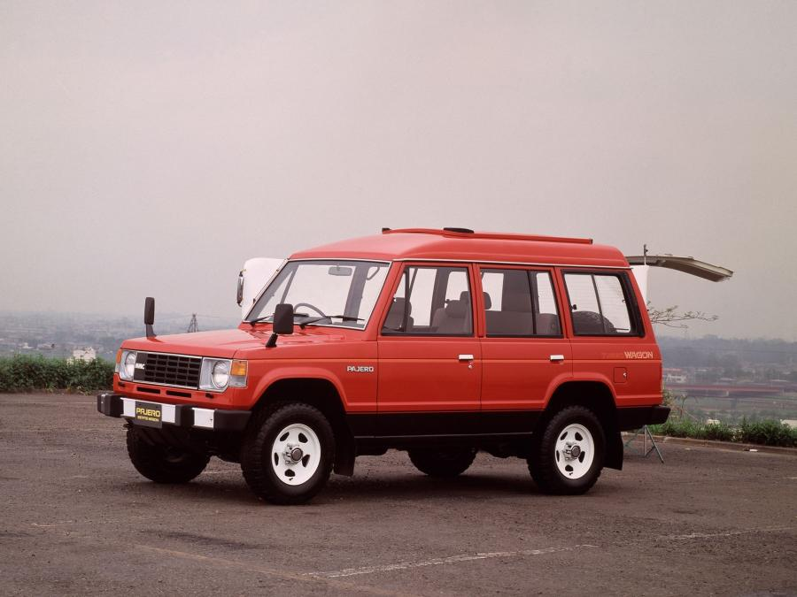 Mitsubishi Pajero Wagon High Roof I '1983