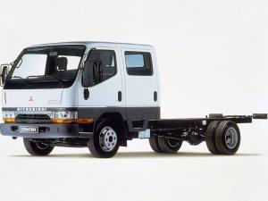 Mitsubishi Fuso Canter Double Cab 1993 года