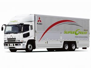 1996 Mitsubishi Fuso Super Great