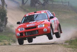 Mitsubishi Lancer Evolution V Rally 1998 года