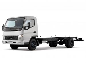 Mitsubishi Fuso Canter Chassis 2002 года