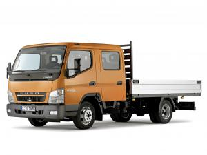 Mitsubishi Fuso Canter Double Cab 2002 года