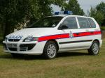 Mitsubishi Space Star Police 2002 года