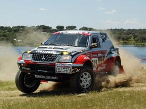 Mitsubishi L200 Strakar Super Production Cross-Country Car 2003 года