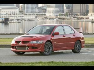 2004 Mitsubishi Lancer Evolution MR