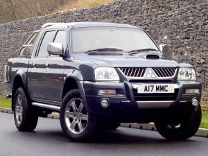 2005 Mitsubishi L200 Animal