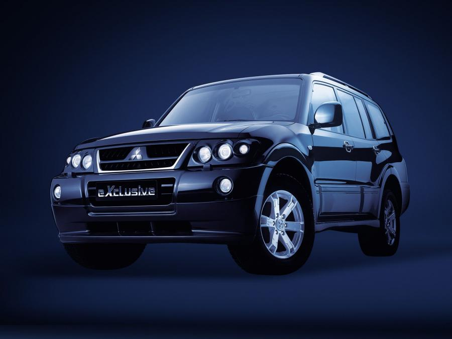 Mitsubishi Pajero III eXclusive 3-Door '2005