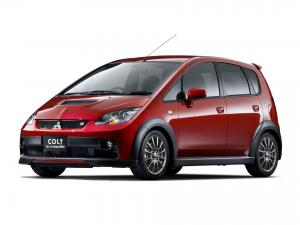 Mitsubishi Colt Ralliart Version-R