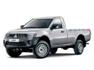 2006 Mitsubishi L200 4Work Single Cab