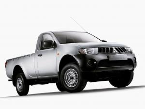 Mitsubishi L200 4Work Single Cab 2006 года