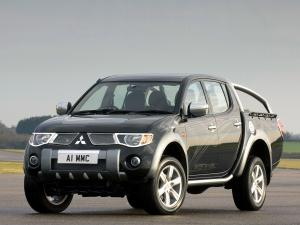 2006 Mitsubishi L200 Animal