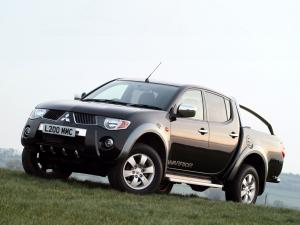 2006 Mitsubishi L200 Double Cab Warrior