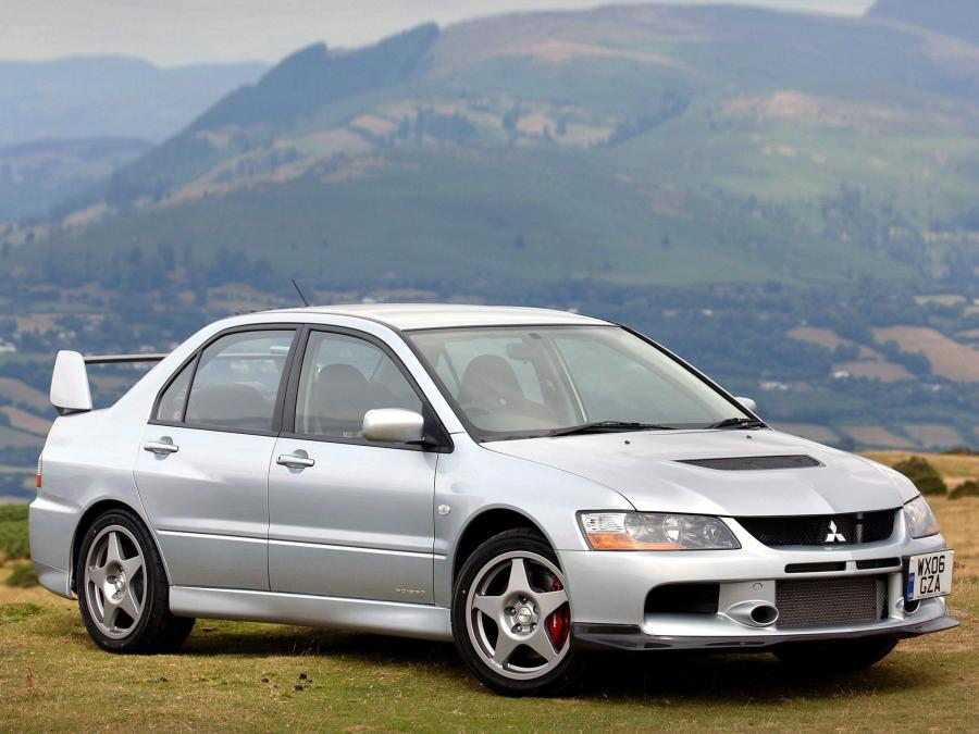 2006 Mitsubishi Lancer Evolution IX MR FQ-360