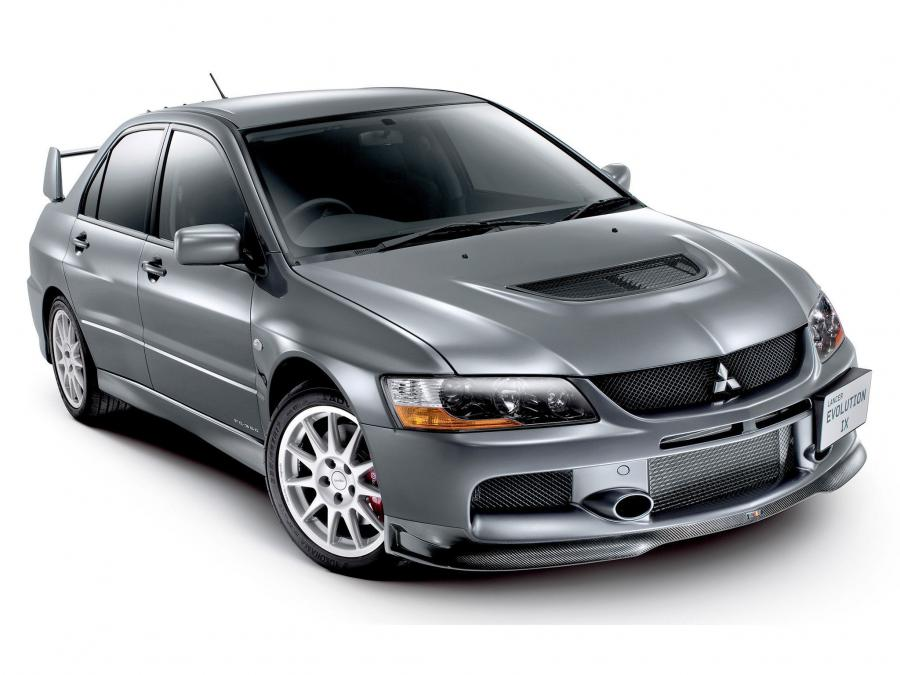 2007 Mitsubishi Lancer Evolution IX MR FQ-360 Final Edition