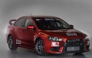 2008 Mitsubishi Lancer Evolution TMR Club-Spec