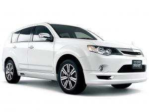 2008 Mitsubishi Outlander Roadest