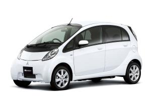 Mitsubishi i-MiEV Production Version 2009 года