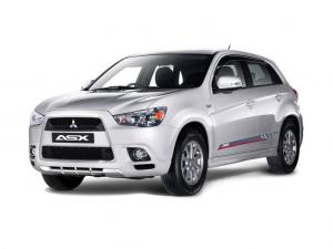 Mitsubishi ASX Special Edition 2011 года