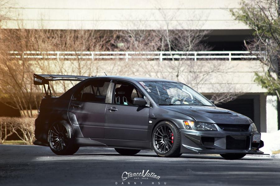 2014 Mitsubishi Lancer Evolution IX Track Ready