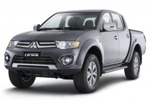 2015 Mitsubishi L200 Triton HLS Chrome Edition