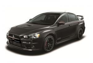 Mitsubishi Lancer Evolution X Final Concept 2015 года