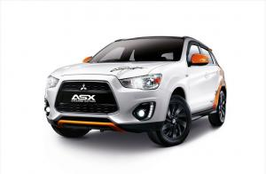 Mitsubishi ASX Orange Edition 2016 года