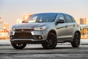 Mitsubishi Outlander Sport Limited Edition 2017 года