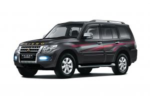 Mitsubishi Pajero 5-Door 100th Anniversary