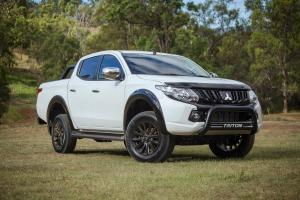 Mitsubishi Triton GLS Sports Edition Double Cab 2017 года (AU)